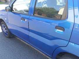 Suzuki Ignis, 2006 (56) Blue Hatchback, Manual Petrol, 91 miles