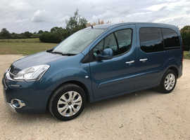 2014 Citroen Berlingo Multispace Plus HDI Wheelchair Accessible WAV Disabled FSH Ex-Motability *17K Miles* One Owner Ramp Winch A/C E/W