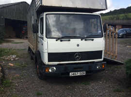 LAMBOURN 4 HORSE BOX only £4k !