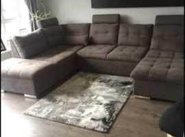 Wayfair Thom left corner sofa u shape Bargain