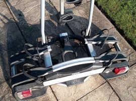 Thule Tow Ball Bike Carrier EuroWay 921 - 7 Pins 2 Bikes