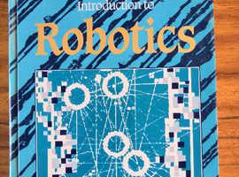 Intro Robotics by Phillip, McKerrow, (Hardback Book, 1991), 9780201182408, Rare