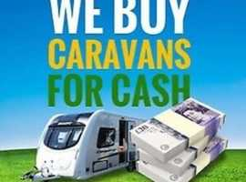 Looking to buy caravans any make any model any year any condition