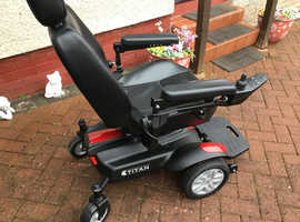 Re posted and reduced price  as new wheel chair