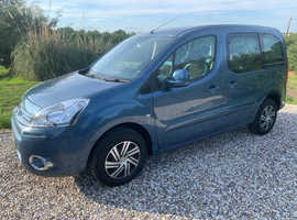 2015 Berlingo Multispace VTR HDI Wheelchair Accessible WAV Disabled Only 10,000 Miles