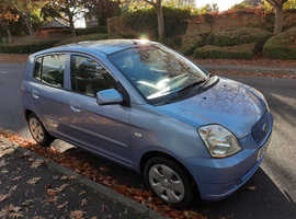 Kia Picanto lx 1068cc new mot 5 door drives fine