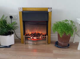 DIMPLEX electric coal effect flames  free standing