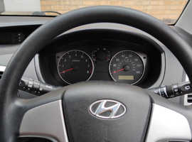Hyundai i20, 2009 (59) Grey Hatchback, Manual Petrol, 71,000 miles
