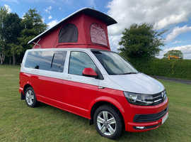 2018 VW Transporter Highline Campervan