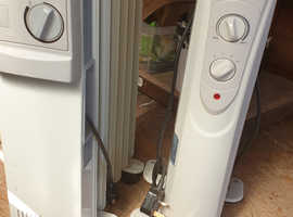 2 electric  radiators for  sale