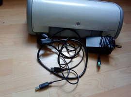 DESKJET HP 3940 PRINTER, HARDLY USED.