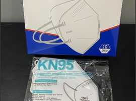 KN95 Protective Face Mask - Box of 10