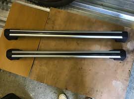 Genuine Vauxhall Mokka, roof Bars With Keys,,,,