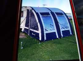 Awning for sale owing to going from tourer to static caravan