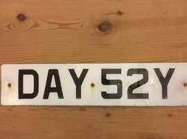"DAISY vehicle registration ""DAY52Y"""