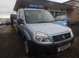 Fiat Doblo, 2010 (10) MPV, WHEEL CHAIR ACCESS LOW MILEAGE