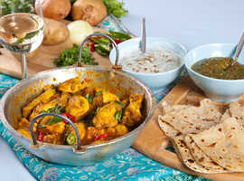 10% Discount On Orders Over £14 (Collection Only) | Polash Tandoori Indian Takeaway