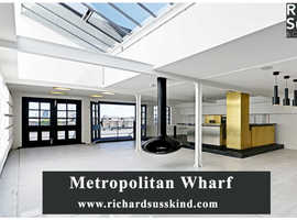 Offices to let in Metropolitan Wharf