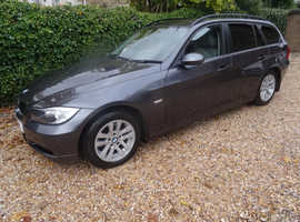 LOW LOW MILES BMW 3 Series TOURING 2.0 318i SE 2007 (57) 5DR