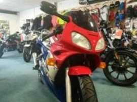 Honda NSR 125cc 2002 2 Stroke Rare Classic Racing Bike ( RIDE AT 17)