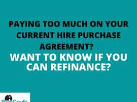 Looking At Re Financing Your Current Hire Purchase Agreement?