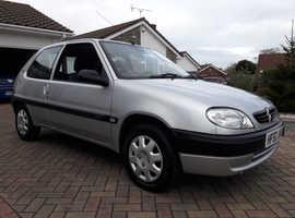 Citroen Saxo, 1.1 Desire, 2002 (52), Silver, Hatchback, Manual, Petrol, 31,262 miles