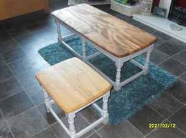Ercol Occasional Coffee Table & Ercol Side Table (models 769 & 733)