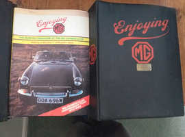 MG Owners Club Magazines