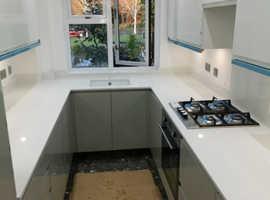 Stone Kitchen worktop installer