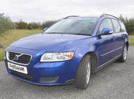 VOLVO V50 ESTATE, HUGE REDUCTIONN £750 OFF,  2010  Automatic (Geartronic) Long MOT