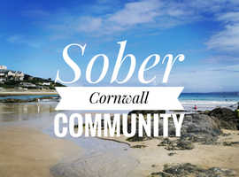 New online sobriety support group for Cornwall