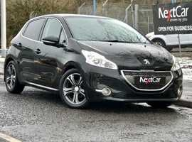 Peugeot 208 1.6 E-HDI Allure Lovely Diesel 208 with Zero Road Tax, Up to 83 MPG