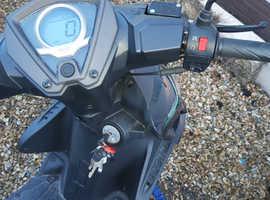 2019 Lexmoto Enigma 125cc Scooter