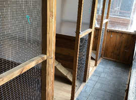 Wooden CAttery For Sale