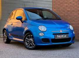 2014 Fiat 500 1.2 S Gorgeous Sporty Edition in Fabulous Colour Combination, Low Miles