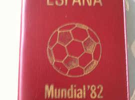 World Cup Espana 82 Coin Collection
