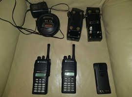 MOTOROLLA GP380 RADIO