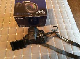 Canon Bridge Camera