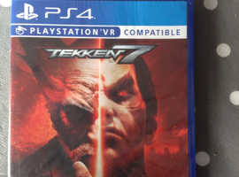 Tekken 7 brand new in wrapper