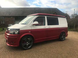2011 VW Transporter T5 Campervan