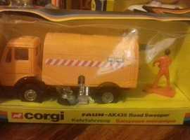 Corgi - its time to sell my collection of corgi and dinky cars