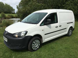 2015 65 VW Volkswagen Caddy Maxi C20 1.6tdi 102ps