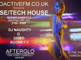 House/Tech Night