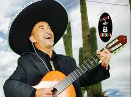 LOCKDOWN PARTIES- ENJOY THE FUN OF AN INTERACTIVE  MEXICAN MARIACHI EXPERIENCE ONLINE- £8 ONLY-NATIONAL AND INTERNATIONAL SERVICE- BASED