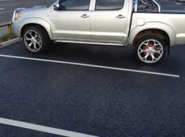 Toyota hilux invincible 2005