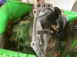 5 speed gearbox for 08 plate Citroen Dispatch van