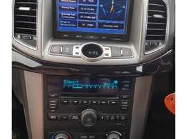 Chevrolet Captiva, 2011 (61) Black Estate, Automatic Diesel, 148,000 miles