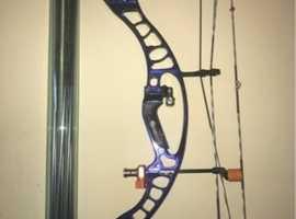 Hoyt Compound bow 30lb to 40lb