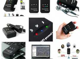 Global GPS Tracker with Two Way Calling and SMS Alerts