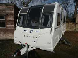 Bailey Pegasus Modena caravan for sale